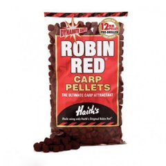 Robin Red Pellets - 8mm Pre Drilled 10 x 900g